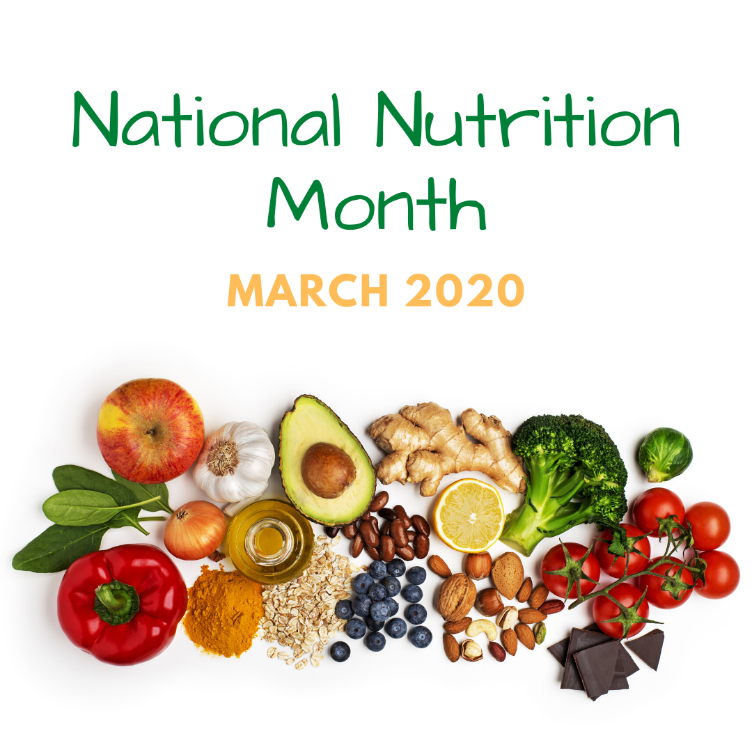 5 Tips For Nutrition National Nutrition Month